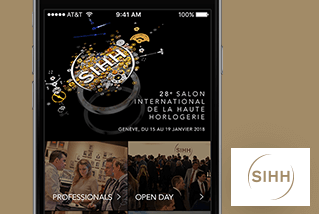 SIHH  –Salon International de la Haute Horlogerie Genève
