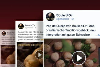 Boule d'Or - Youtube and Facebook video