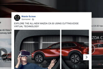 Mazda - Social Media Campaign, Email Marketing