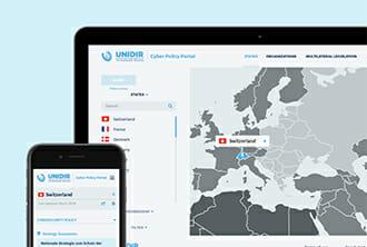 UNIDIR - Développement de portail de sécurité